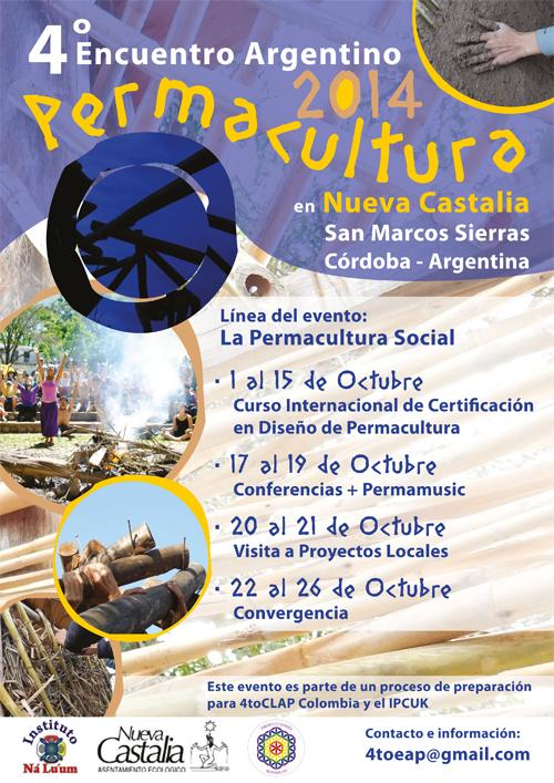 4to Encuentro Argentino de Permacultura