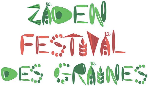Zaden Festival des Graines