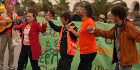 International Solidarity Caravan for Seeds 2014