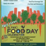 food day 2014 poster 9-15-14