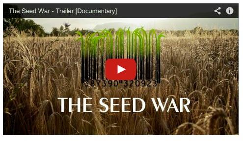 Launch of 'The Seed War' Documentary (English version of 'La Guerre des Graines')