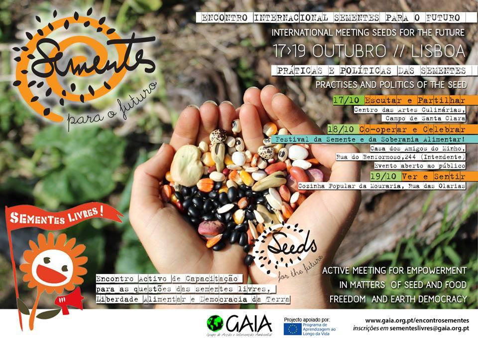 International Meeting Seeds for the Future / Encontro Internacional Sementes para o Futuro