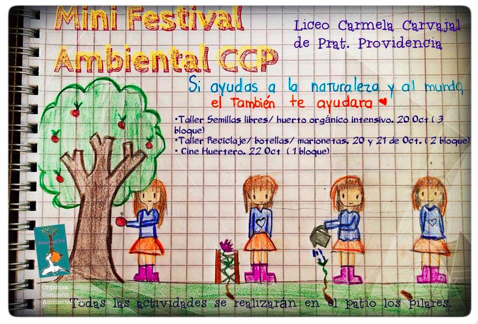 Mini Festival Ambiental - Semana Carmeliana