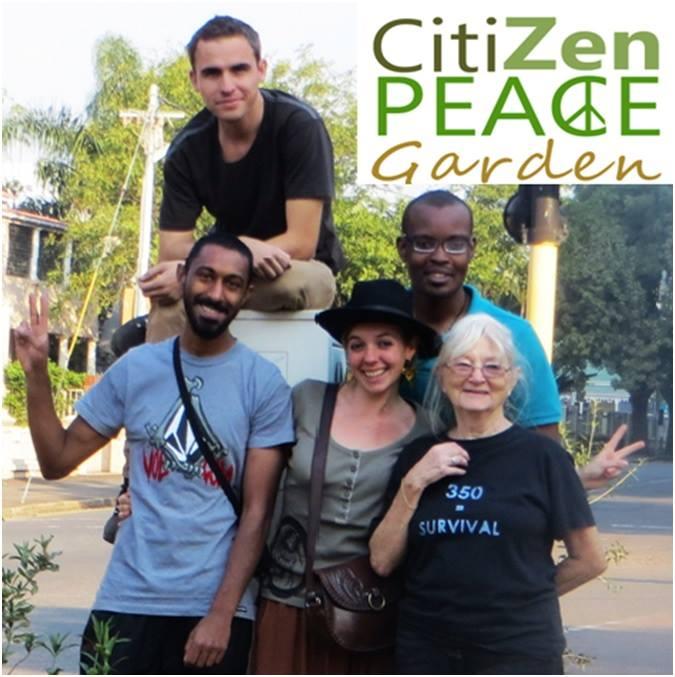 Morningside Peace Garden get-together & Community Seed Swap