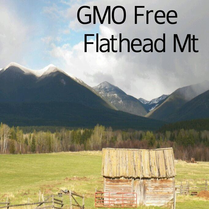 March Against Monsanto Flathead Valley Montana
