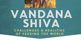 Keynote: Vandana Shiva – Challenges & Realities of Feeding the World