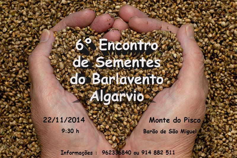 6º Encontro do Círculo de Sementes do Barlavento Algarvio