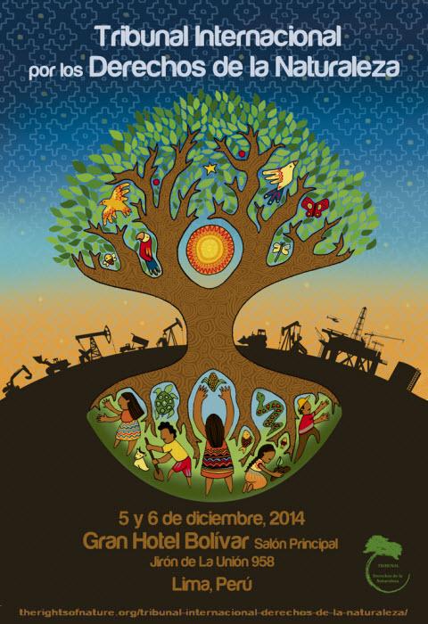 Tribunal Internacional por los Derechos de la Naturaleza