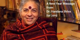 We Are All Seeds – A New Year Message from Dr. Vandana Shiva for 2015