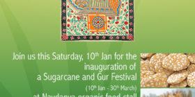 Sugarcane and Gur Festival Inauguration