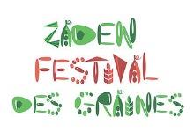 Zaden Festival des Graines – Belgium