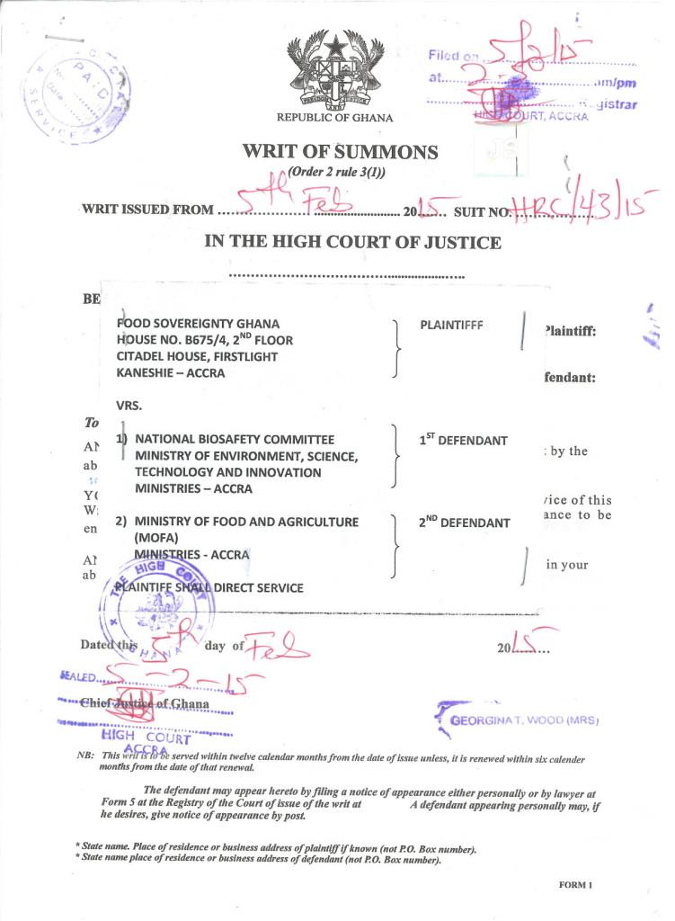 Legal-suit
