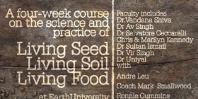 A-Z of Agroecology and Organic Food Systems – 2015