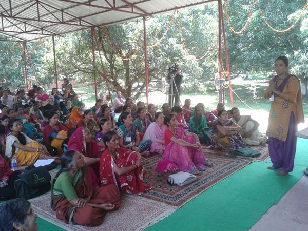Mahila Anna Swaraj - Food Sovereignty in Women's Hands