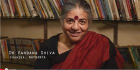 A message for Mother Earth Day from Dr. Vandana Shiva, 22 April 2015