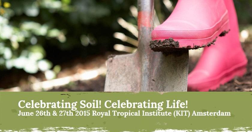 Celebrating Soil! Celebrating Life!