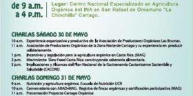 """Festival Orgánico """"Cultivando pura vida"""""""