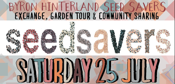 Community Seed Sharing, Exchange & Picnic - Byron Bay, Australia