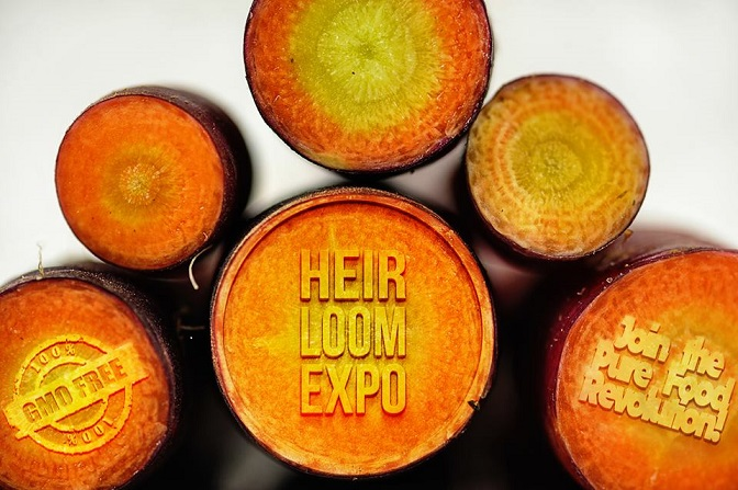 The 2015 National Heirloom Exposition - The World's Pure Food Fair
