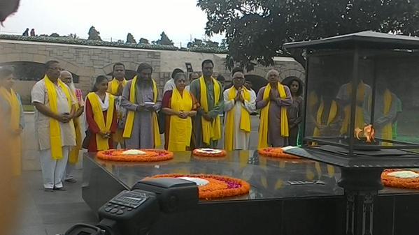Sarson (Mustard) Satyagraha