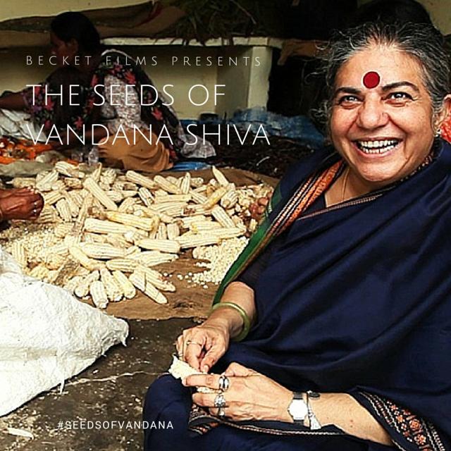 The Seeds of Vandana Shiva Fundraising Party