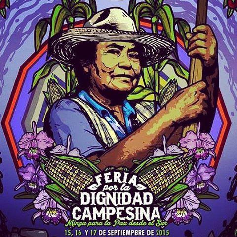 Feria por la Dignidad Campesina