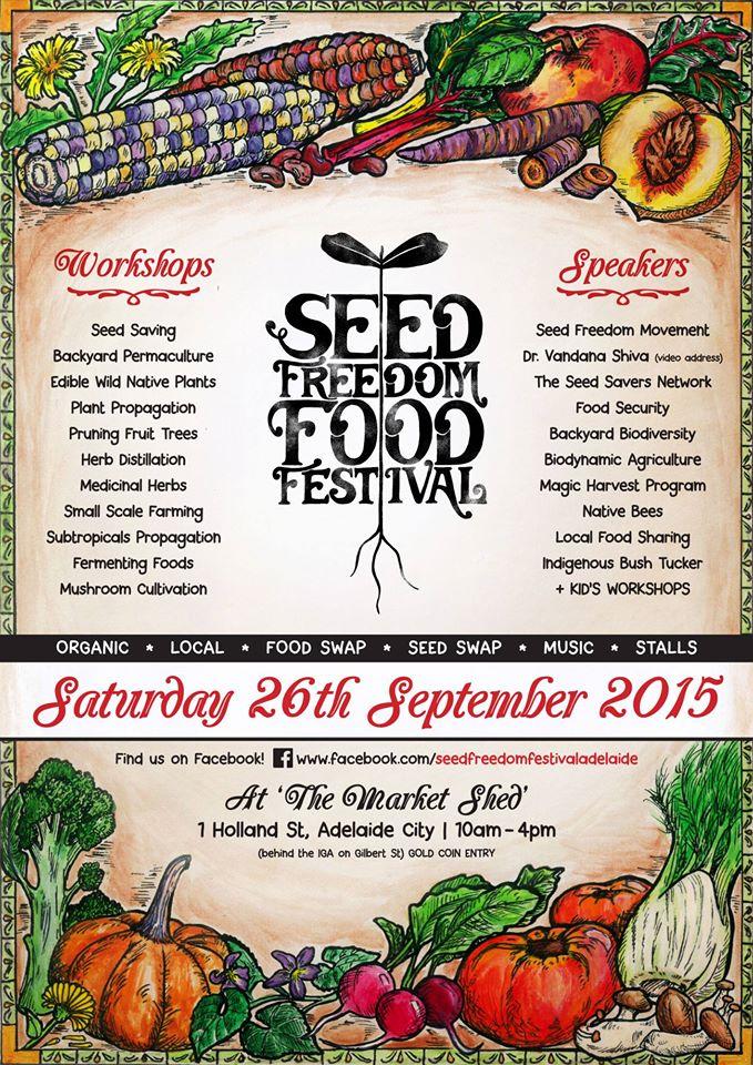 Seed Freedom Food Festival 2015