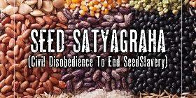 Campaign Seed Satyagraha