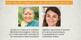 Le rôle des citoyen.ne.s dans la transition agricole
