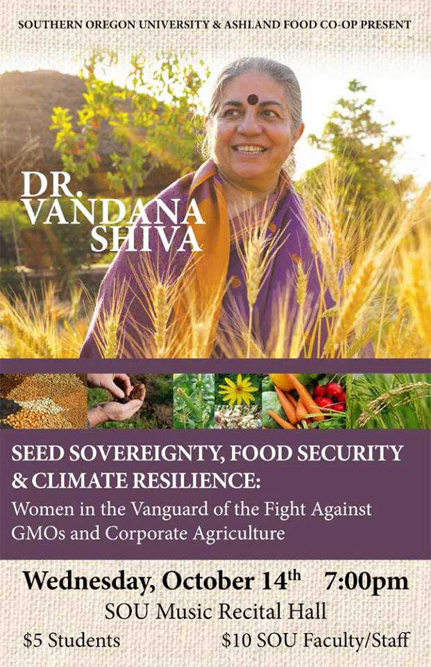 Seed Sovereignty, Food Security and Climate Resilience: Women in the Vanguard