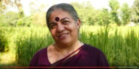 "Vandana Shiva: ""We are nothing without living soil"""