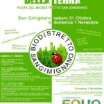 Festival della Terra 31Ottobre-1 Novembre