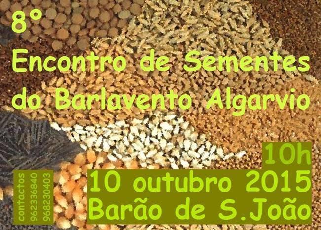 8 Encontro do Círculo de Sementes do Barlavento Algarvio