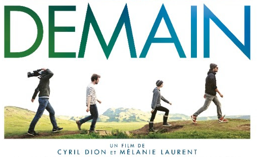 "Projection du film ""Demain"" / Screening of the film ""Tomorrow"""