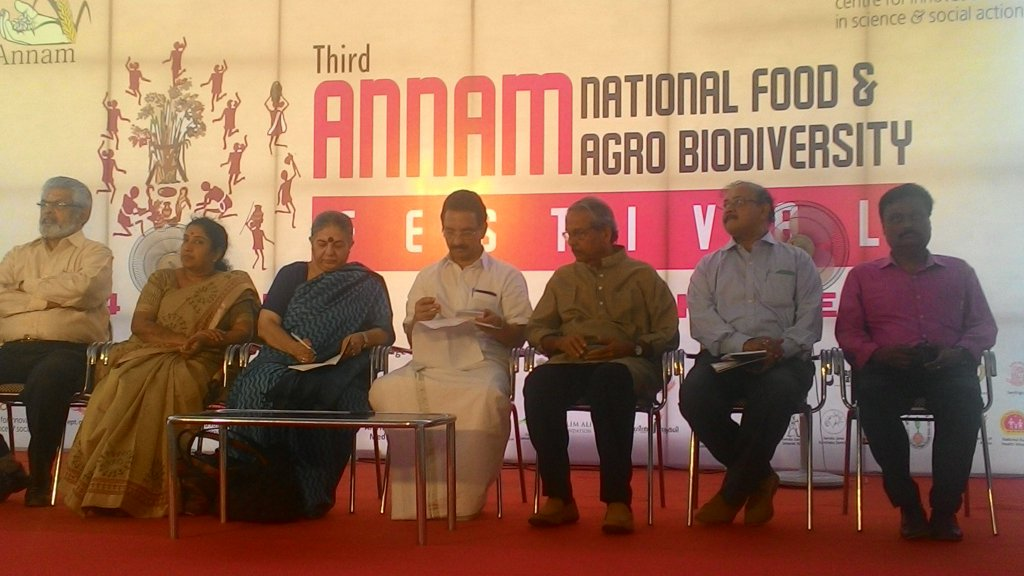 """Annam"" - National Food and Agrobiodiversity Festival"