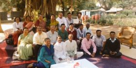 Satyagraha for Gandhi's Ghani – Awareness Campaign Strategy Meeting
