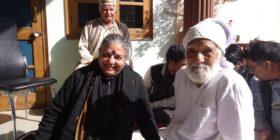 Sunderlal Bahuguna Anniversary celebration