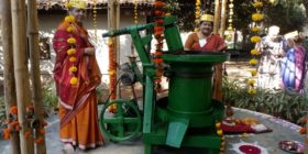 Satyagraha for Gandhi's Ghani