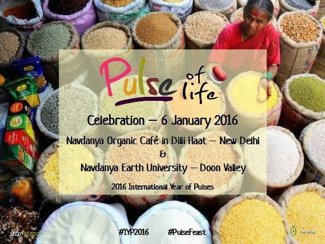 Navdanya 'Pulse of Life' Celebration – Doon Valley and Delhi