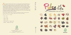 "Dr. Vandana Shiva launched Navdanya book  — ""Pulse of Life: The Rich Biodiversity of Edible Legumes"""