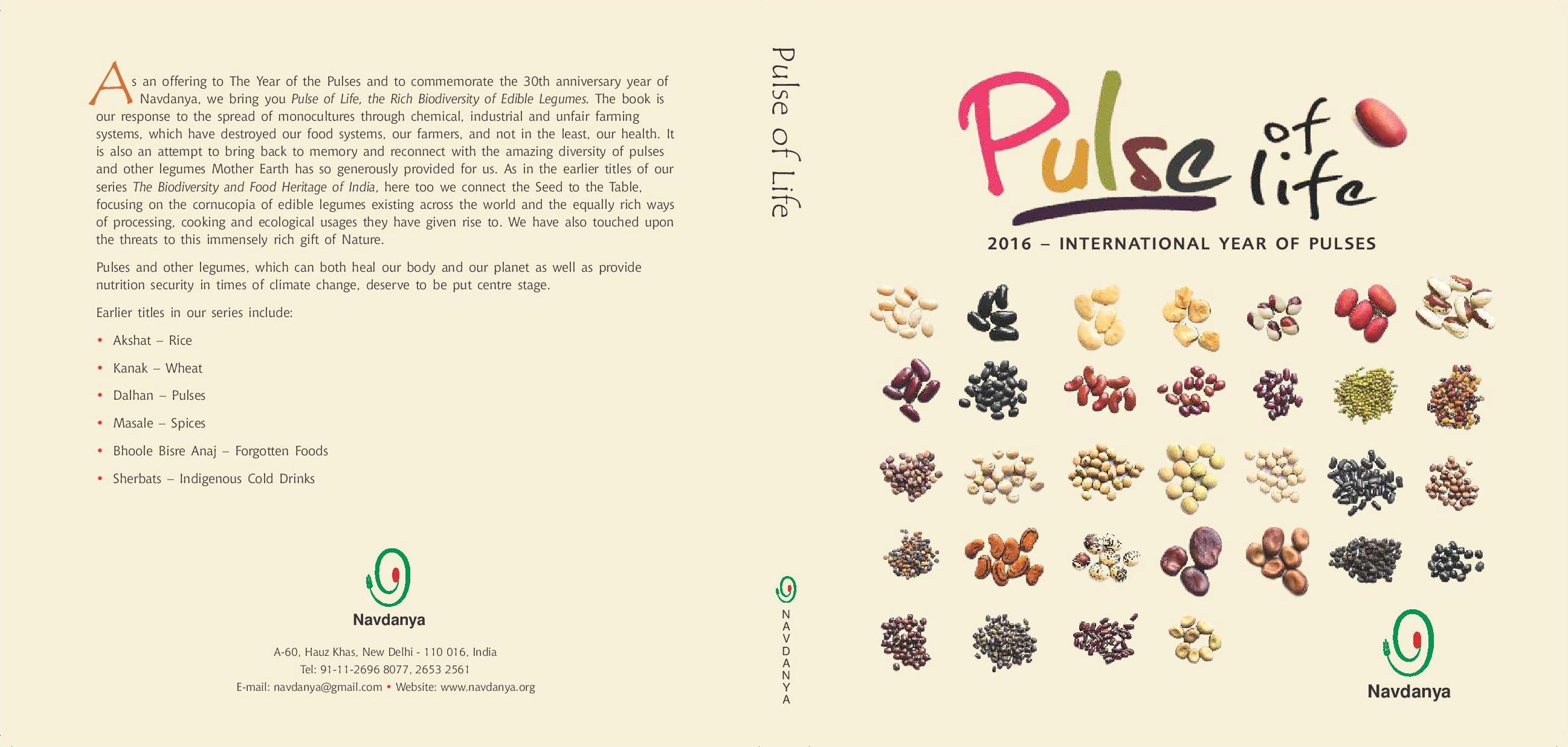 "Press Conference with Dr. Vandana Shiva & ""Pulse of Life"" Book Launch"