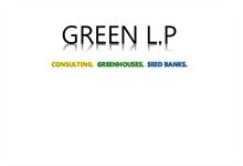 Green LP – USA