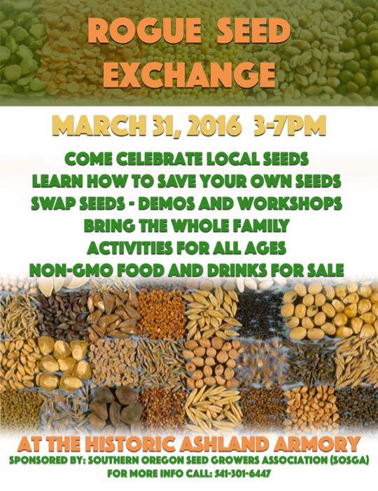 Rogue Seed Exchange