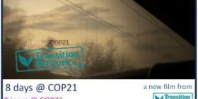 Transition Network – New film: '8 days @ COP21'