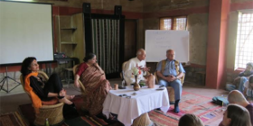 Gandhi and Globalisation course gets people from all over the world to Dehradun