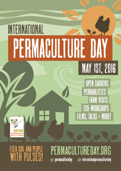 International Permaculture Day 2016