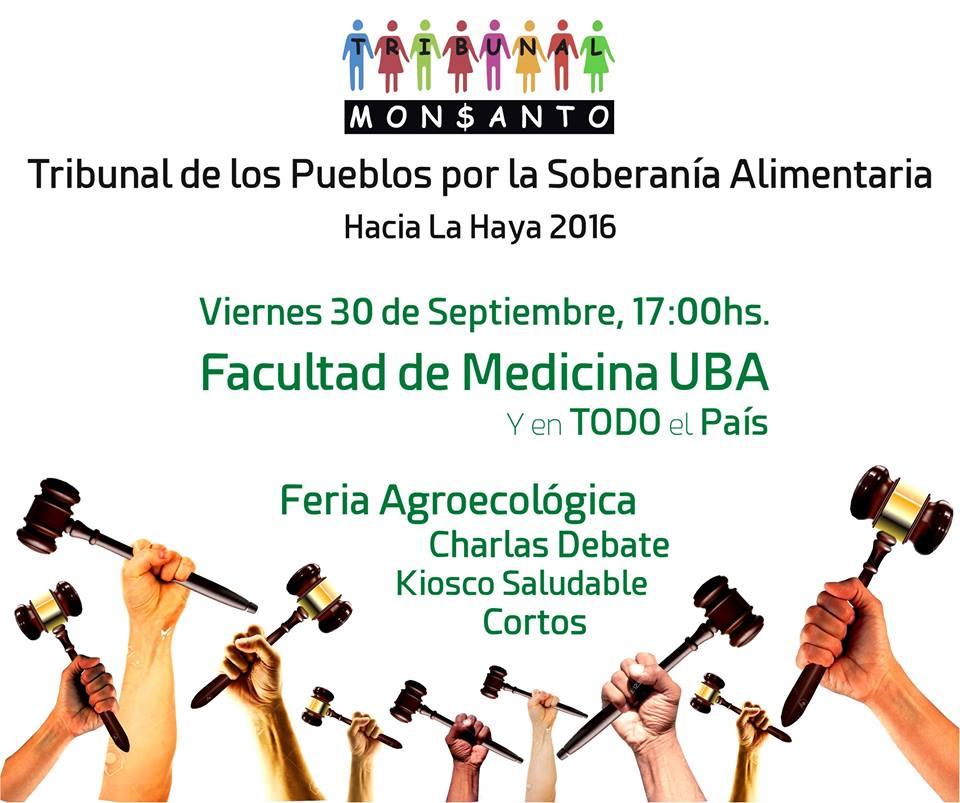 Tribunal de los Pueblos por la Soberanìa Alimentaria (CABA)