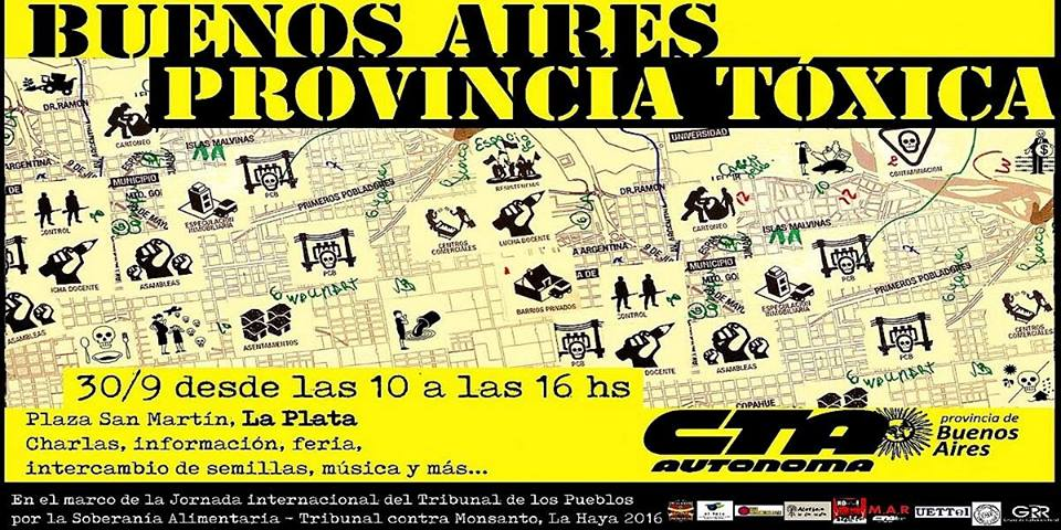 Buenos Aires - Provincia Tòxica