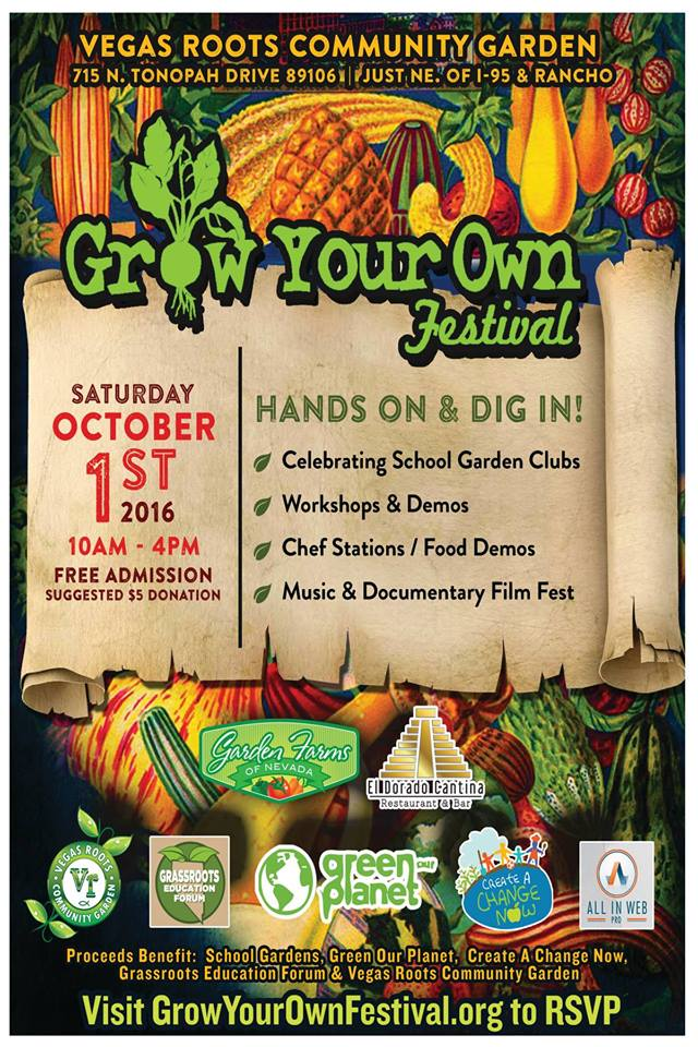 Grow Your Own Festival