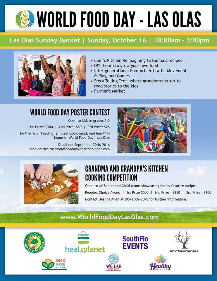 World Food Day - Las OLas